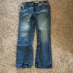 BKE men's denim jeans